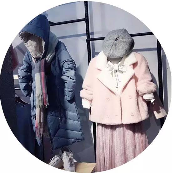 """依然秀品牌女装丨冬日里的""""小确幸"""""""