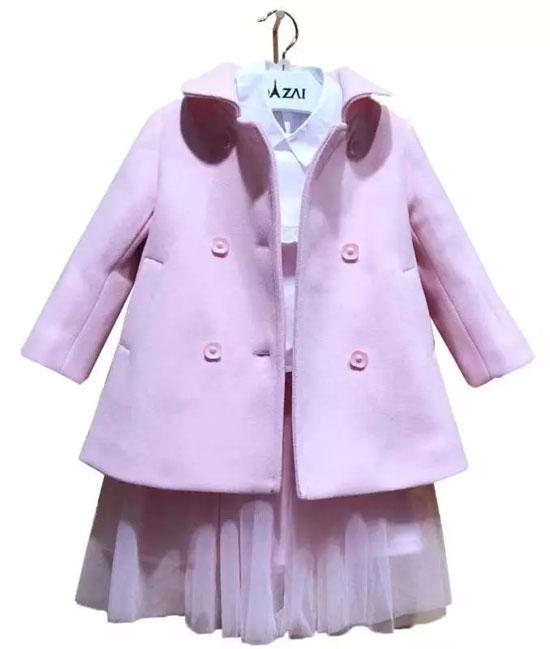 DIZAI童装 | 冬至将至 你的冬日出街时髦经