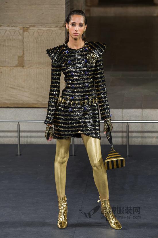 Chanel 2019高级手工坊系列 以百变风格演绎优雅魅力