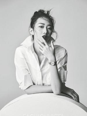 浪漫与美一眼即识 宝珀月亮美人女士腕表