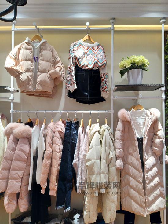 热烈祝贺U-Cevel女装湖北荆州店盛大开业!