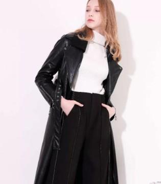 Saslax莎斯莱思的几百张街拍 还是系带大衣时髦显瘦!