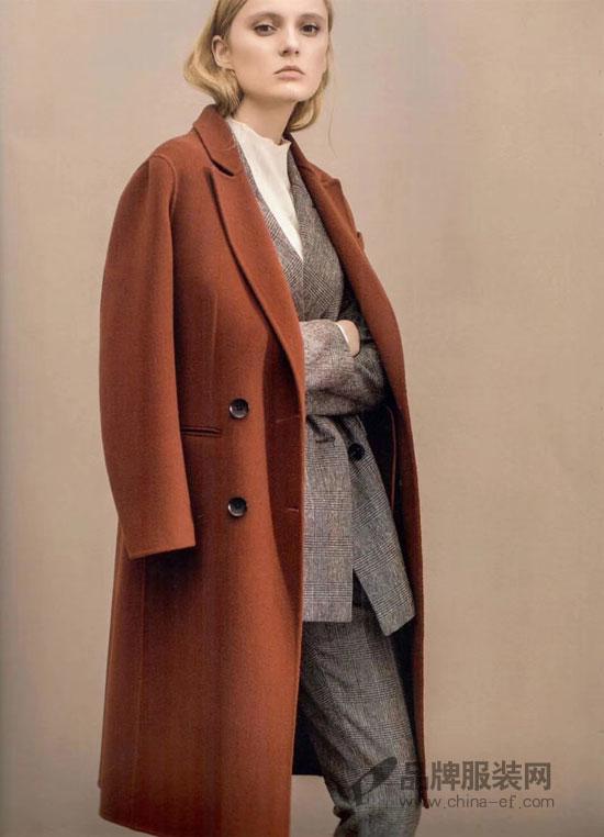衣佰芬女装 让你度过一百分的秋冬