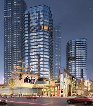 长沙HI PARK凤凰海购物公园将于12月18日开业