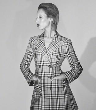 Vivienne&Burberry系列 经典英伦与叛逆朋克的碰撞