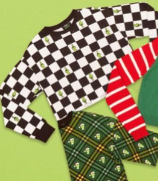 FOREVER21快时尚和绿毛怪格林奇陪你一起过圣诞