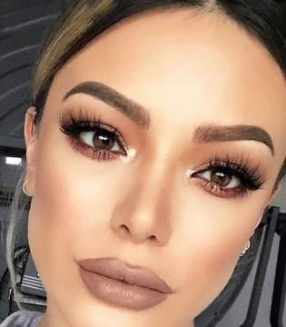 该画直还是画弯?2019年流行眉毛妆容现在就能告诉你!