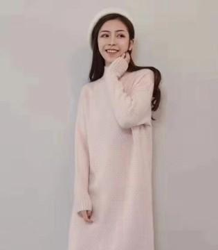 衣佰芬女装品牌 带你走进毛衣裙的魅力感