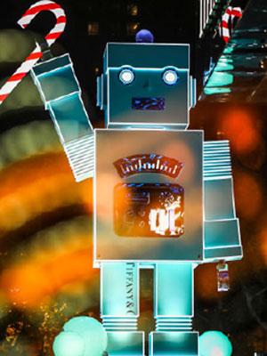 这个圣诞 一起走进Tiffany的奇幻梦境
