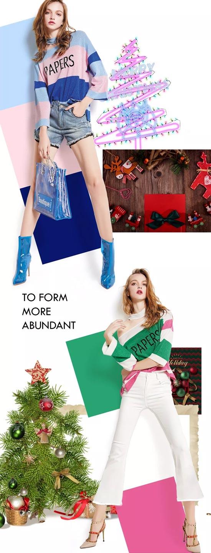 MEIZHINV   圣诞季 你的look准备好了吗?