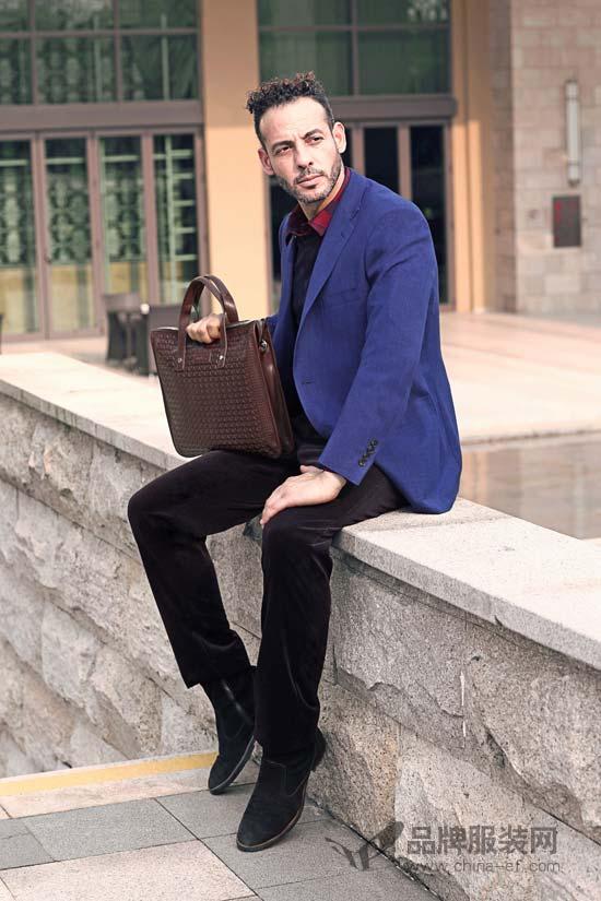 男士着装形象顾问―富绅 演绎质男士潇洒的个性品味