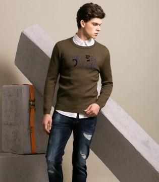 秋冬的牛仔裤怎么搭 Saslax莎斯莱思助你轻松穿出质感