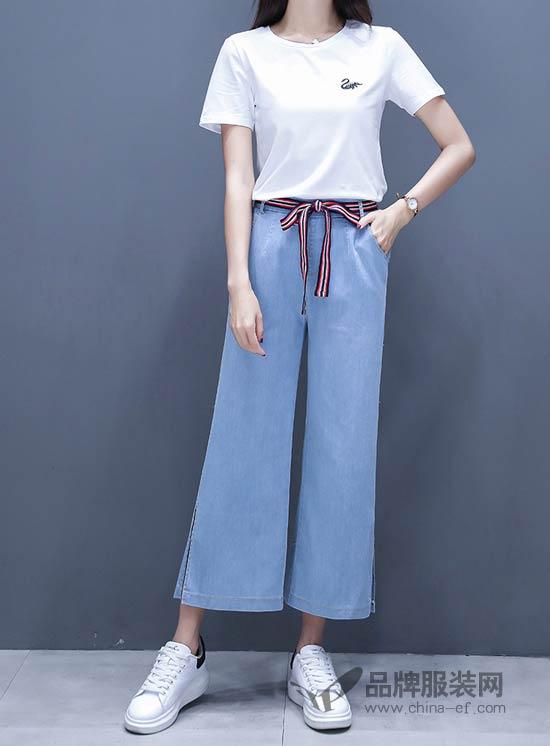 你想要的大长腿 美酷思的牛仔裤帮你搞定