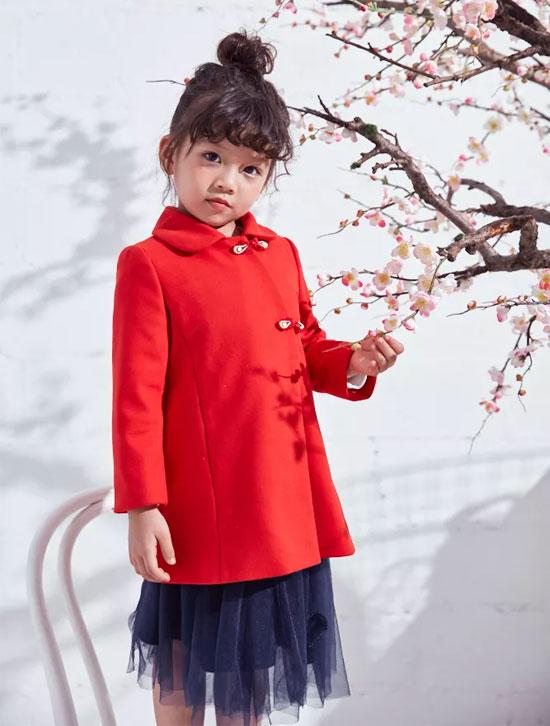 DIZAI童装 |喜迎元旦 红红火火过新年