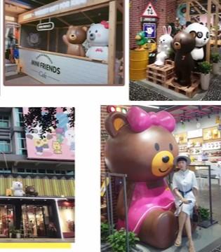 JMBEAR杰米熊旗舰店 跨年 尽情狂欢