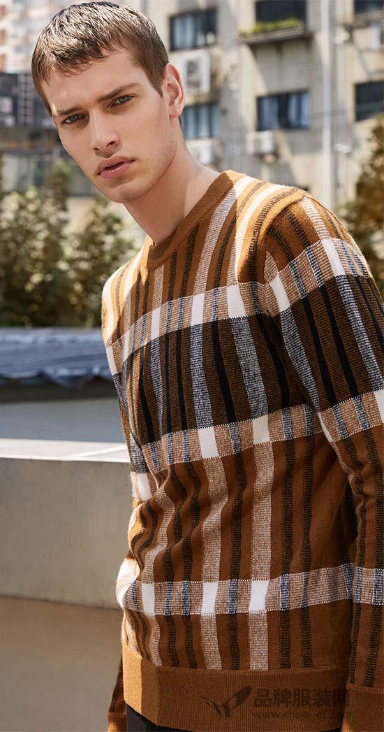 Me&City品牌冬季男装新品 轻松演绎百变造型