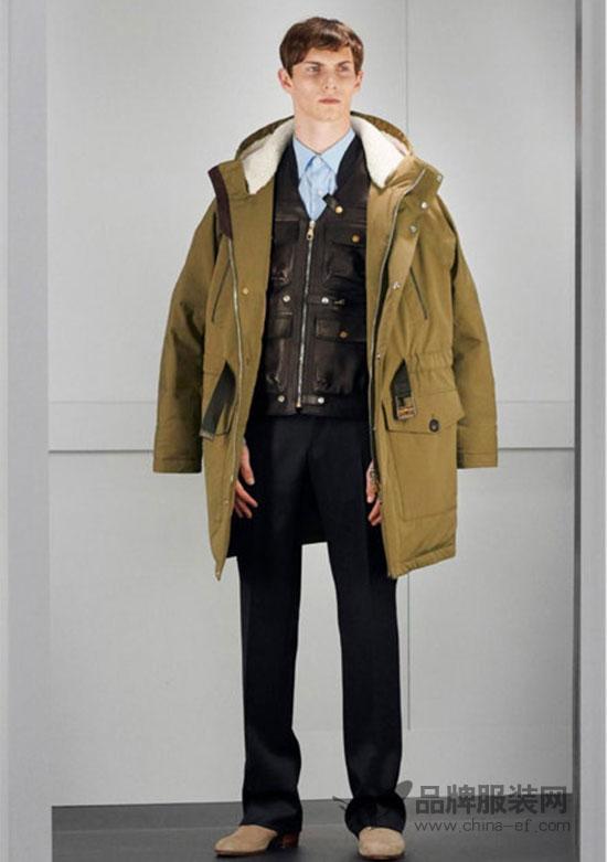 这个冬日 奢侈品牌dunhill登喜路带来全新搭配灵感