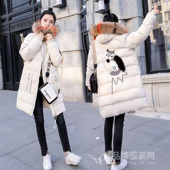 有了搜美的羽绒服穿搭技巧 保暖时尚你都可以拥有