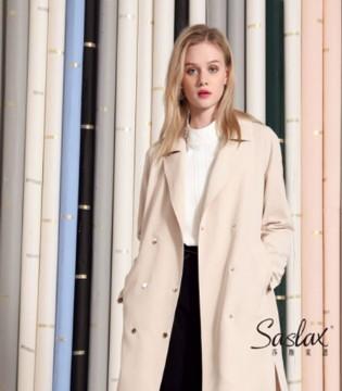 莎斯莱思时尚女装19春季新品发布会 梵高与平行时空!
