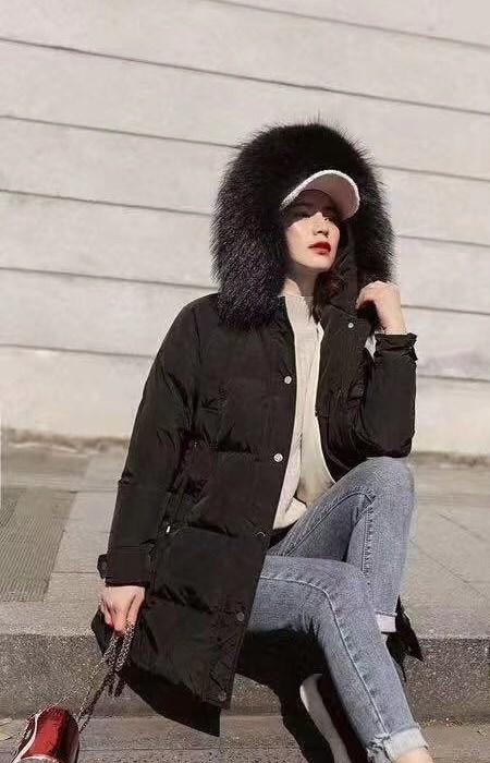 学会了衣佰芬的穿搭 保证你拥有温暖和时尚
