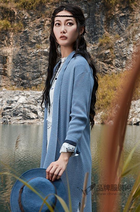穿上弗蔻Fu Kou女装 一起进入时尚领域