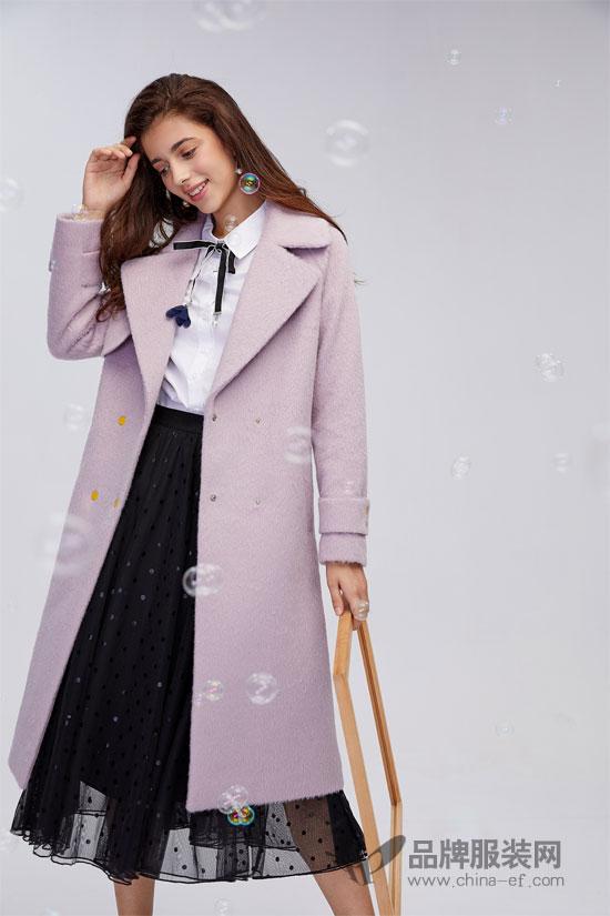 城市衣柜简约风女装搭配 穿出满满的高级感