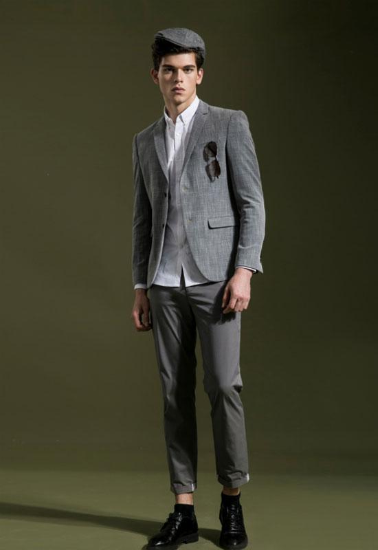 Saslax莎斯莱思:会穿西装的男人 才是行走的荷尔蒙!