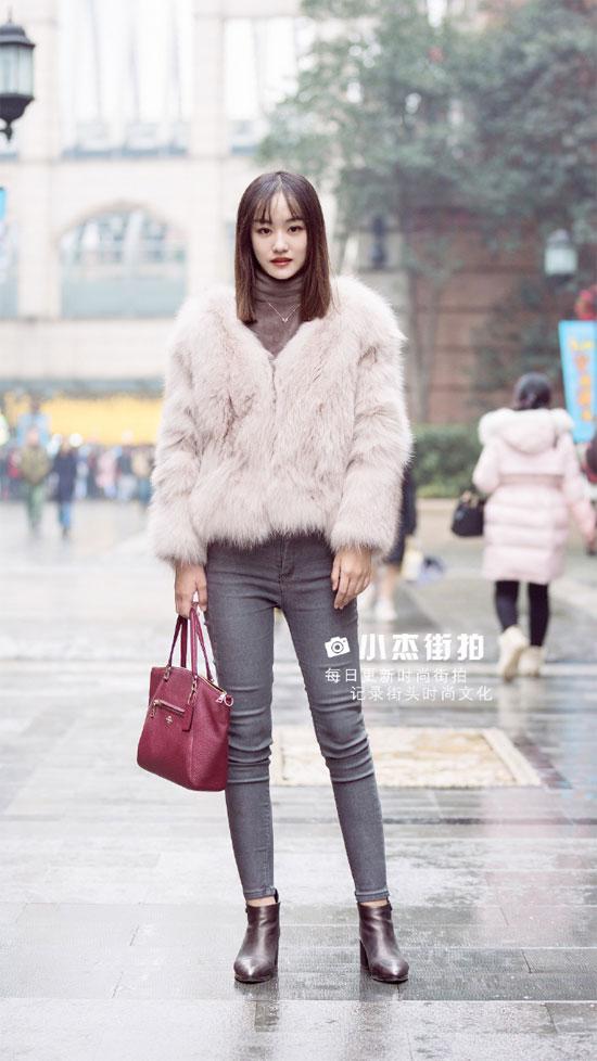 教你冬季有气质又显瘦的穿搭技巧!