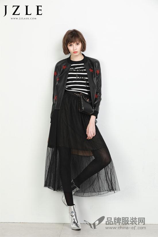 想要在穿衣打扮上展现不一样的风格 选择珈姿莱尔