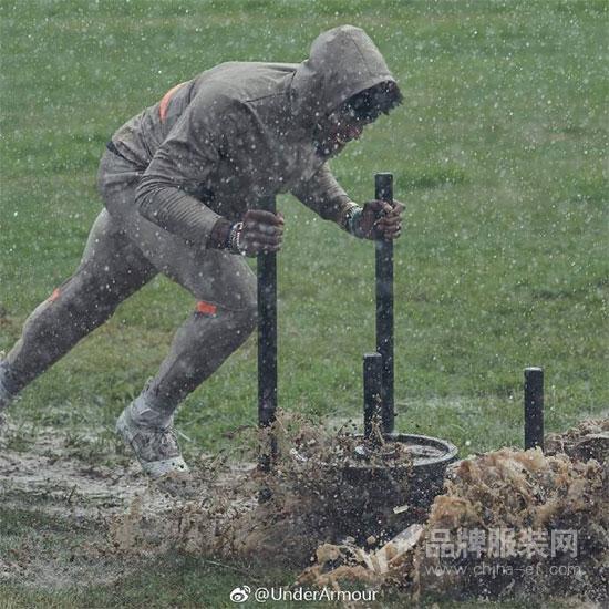 运动品牌Under Armour安德玛冬季暖心配件上线
