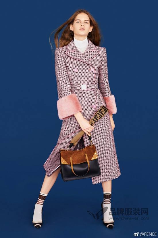 FENDI 2019早春度假系列 妙演绎都市女性的日间衣橱