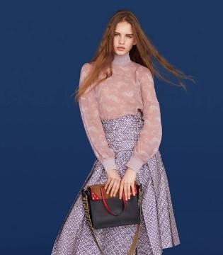 Fendi 2019早春度假系列 精妙演绎都市女性的日间衣橱