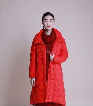 pick曼茜纱的开运中国红 让你走路带风好运一整年