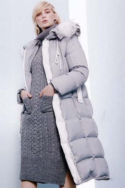 每个女生都需要一件保暖又时髦的女 你备好了吗?