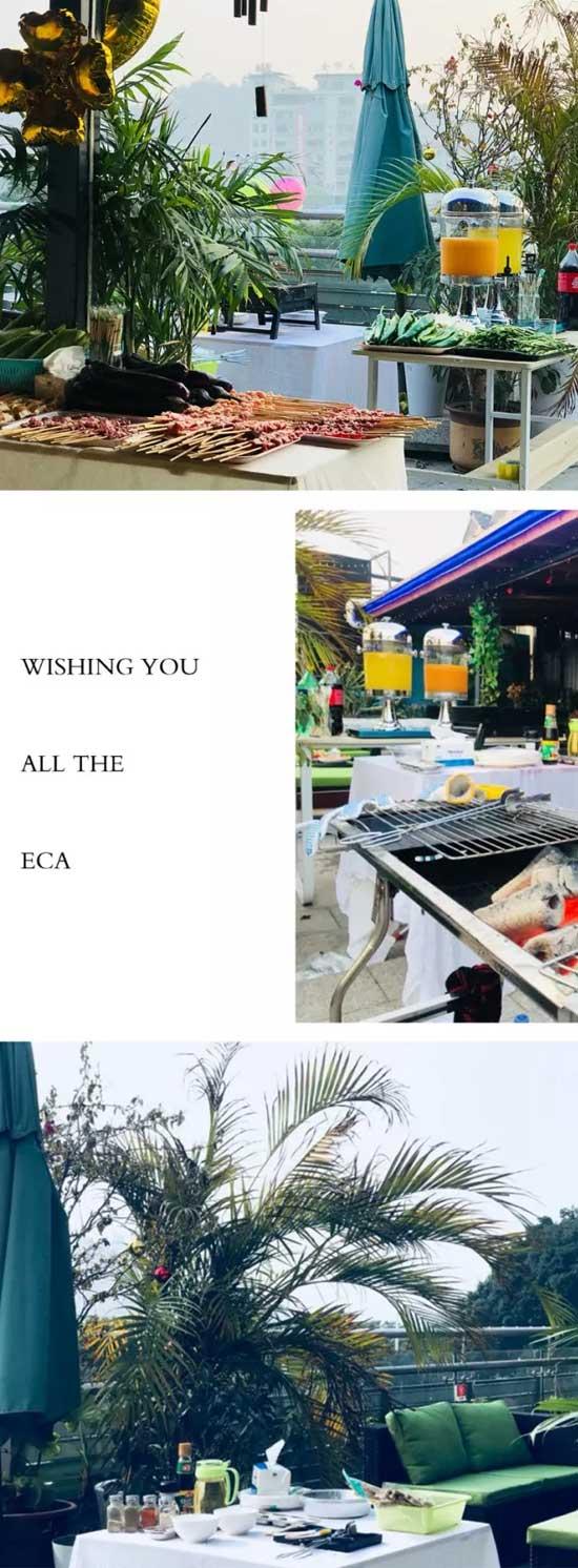 ECA优雅艺术 新奢品牌 | 与音乐美食烧烤来一次邂逅!