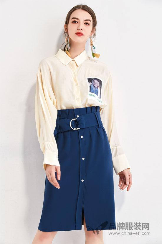 半身裙配什么上衣好看 这三种搭配轻松穿出女神范
