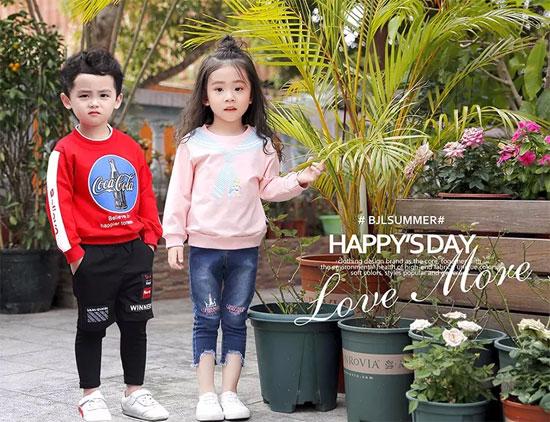 班吉鹿品牌童装:你关注的2019春装已悄然上市