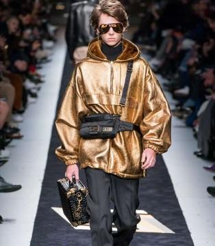 Fendi 2019秋季男装秀 将实用与时髦融二为一