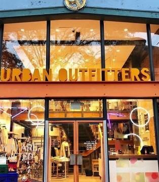 Zara们一蹶不振 为什么Urban Outfitters能逆势而上?