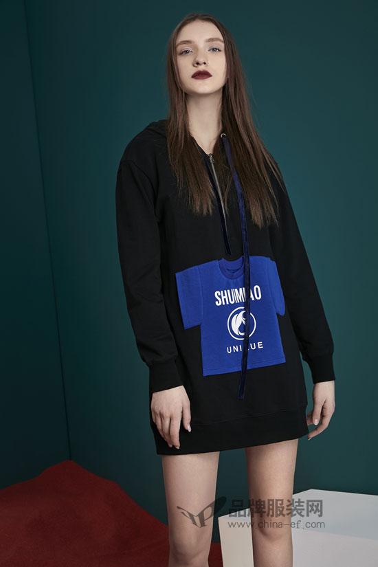 来袭水淼SHUIMIAO女装 化身个性酷girl