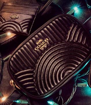 时尚品牌COACH蔻驰送你一份特别的新年礼 这一刻耀定你