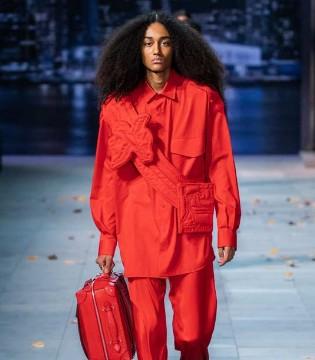 Louis Vuitton2019男士秋冬系列 多元与统一