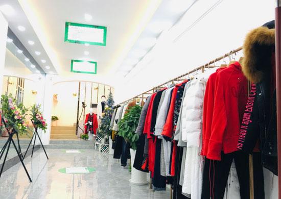 莎斯莱思女装年前再开3家新店 携手全体员工恭贺新春!