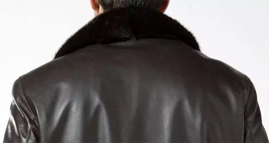 老爷车服饰:男士皮衣搭配推荐 让你酷劲十足