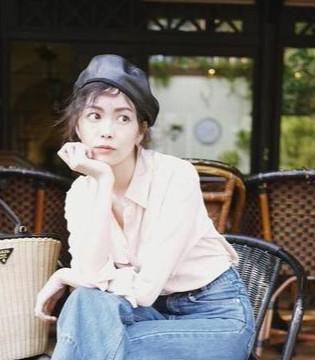 30+轻熟女的甜系穿搭!日本名模矢野未希子私服特辑