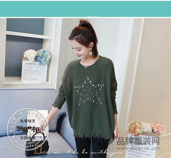 芝麻e柜不同风格的毛衣 让你展现不一样的魅力