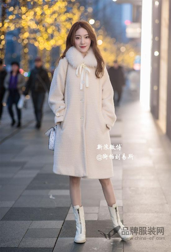 保暖又时尚的冬季单品 大衣自然名列前茅~