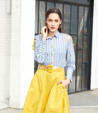 金蝶茜妮女装:2019年春季 怎么穿才时尚感满分