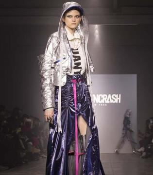 """时尚品牌Seven Crash于纽约时装周发布""""Quantus""""系列"""