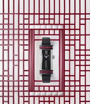 Cartier突破传统界限 呈现绚丽多彩的腕表新作